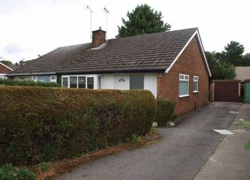 Thumbnail 2 bed semi-detached bungalow for sale in Redland Close, Gresford, Wrexham
