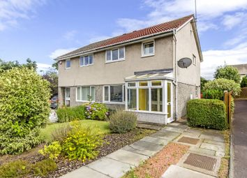 Thumbnail 3 bed semi-detached house for sale in Mayshade Road, Loanhead