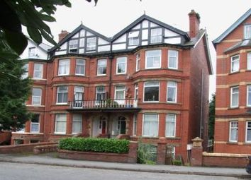 Thumbnail 1 bed flat to rent in Flat 3 Broadmead, Powys