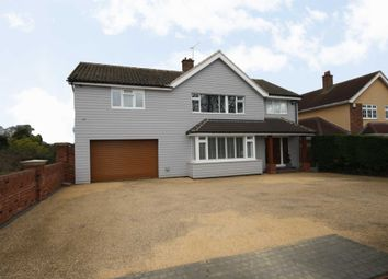 Thumbnail 5 bed detached house for sale in Church Road, Ramsden Heath, Billericay