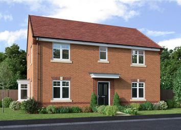 """Thumbnail 4 bedroom detached house for sale in """"Stevenson"""" at Neil Fox Way, Wakefield"""