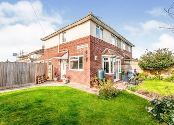 Thumbnail 3 bed semi-detached house for sale in Eastview Road, Trowbridge