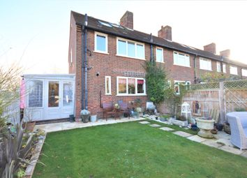 Thumbnail 2 bed end terrace house for sale in North Drive, Harwell, Didcot