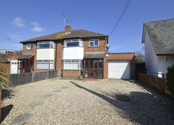 Thumbnail 3 bedroom semi-detached house for sale in Two Hedges Road, Bishops Cleeve, Cheltenham, Gloucestershire