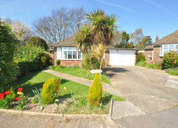 Thumbnail 4 bed bungalow for sale in Daresbury Close, Bexhill-On-Sea