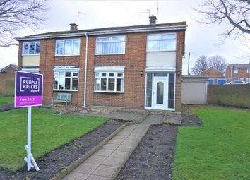Thumbnail 3 bed semi-detached house for sale in Edenfield, Stanley