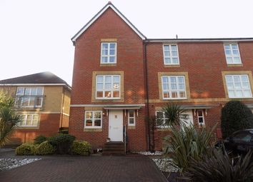 Thumbnail 4 bed town house to rent in Caroline Way, Eastbourne