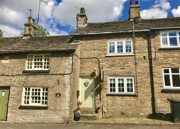 Thumbnail 2 bed terraced house for sale in Hawkins Lane, Rainow, Macclesfield