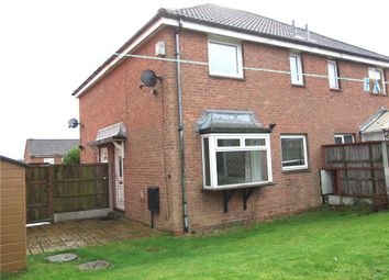 Thumbnail 1 bedroom semi-detached house for sale in Elmhurst Avenue, Broadmeadows, South Normanton, Alfreton