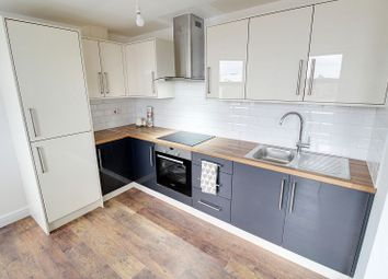 Thumbnail 1 bed flat to rent in Lincoln Court, Peterborough