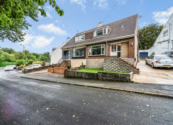 Thumbnail 3 bed semi-detached bungalow for sale in Wernddu, Sarn, Bridgend