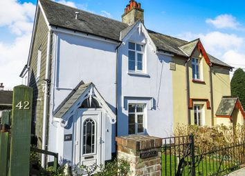 Thumbnail 3 bedroom cottage for sale in Tavistock Road, Roborough, Plymouth