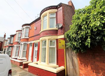 Thumbnail 2 bed end terrace house for sale in Rufford Road, Wallasey