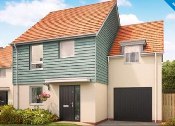 Thumbnail 4 bed semi-detached house for sale in Landsdowne Park, Totnes, Devon