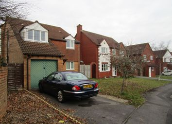 Thumbnail 4 bedroom detached house to rent in Oaktree Crescent, Bradley Stoke, Bristol