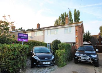 Thumbnail 3 bed semi-detached house for sale in Crown Way, Southminster