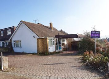 Thumbnail 2 bed semi-detached bungalow for sale in Ladywood Road, Cuxton, Rochester