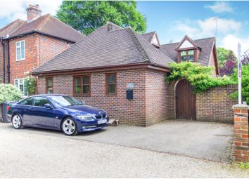 Thumbnail 4 bed detached house for sale in Highfield Avenue, Winchester