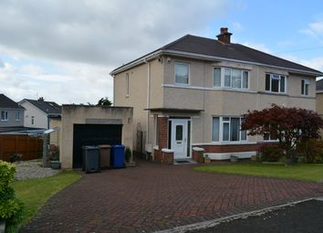 Thumbnail 3 bed semi-detached house for sale in Broompark Drive, Inchinnan