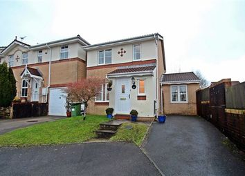 Thumbnail 3 bed detached house for sale in Acorn Grove, Church Village, Pontypridd