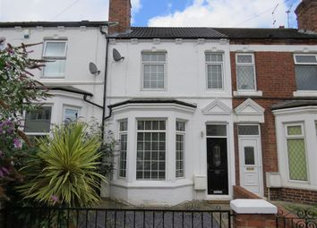 Thumbnail 2 bed terraced house to rent in Banks Avenue, Pontefract