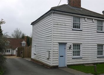 Thumbnail 2 bed semi-detached house to rent in High Street, Stock, Ingatestone, Essex