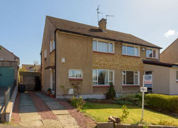 Thumbnail 3 bed semi-detached house for sale in 7 Fox Covert Avenue, Edinburgh