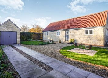 Thumbnail 3 bed detached bungalow for sale in Occupation Lane, Welton, Lincoln