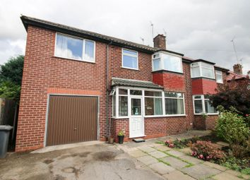 Thumbnail 4 bed semi-detached house for sale in Woodgarth Lane, Worsley, Manchester