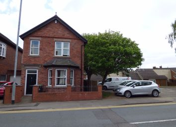 Thumbnail 1 bed flat to rent in Princes Road, Stoke-On-Trent