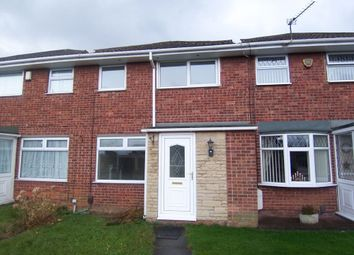 Thumbnail 3 bedroom terraced house to rent in Dales Avenue, Sutton-In-Ashfield, Nottinghamshire