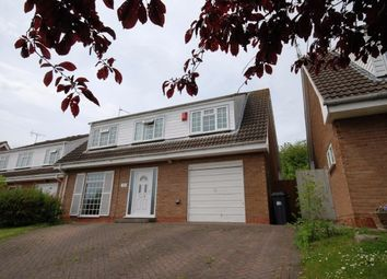 Thumbnail 4 bedroom terraced house to rent in Redcar Close, Leamington Spa