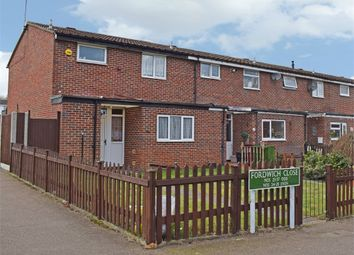 3 bed end terrace house for sale in Fordwich Close, Orpington, Kent BR6
