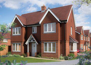 "Thumbnail 3 bed detached house for sale in ""The Spruce"" at Headcorn Road, Staplehurst, Tonbridge"