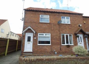 Thumbnail 2 bed end terrace house to rent in St Augustines Court, Hedon, East Yorkshire