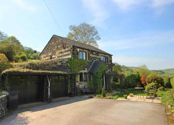 Thumbnail 3 bed detached house for sale in Inchfield Road, Walsden, Todmorden