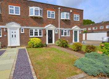 Thumbnail 3 bed terraced house for sale in Shaftesbury Crescent, Staines