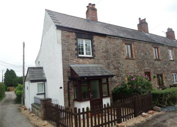 Thumbnail 3 bed end terrace house to rent in Woodcroft Terrace, Woodcroft, Chepstow, Gloucestershire
