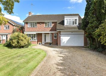 Thumbnail 5 bed detached house for sale in Denmark Avenue, Woodley, Reading