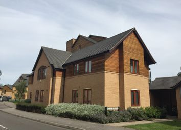 Thumbnail 1 bed flat to rent in Abberley Wood, Great Shelford, Cambridge