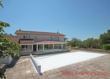 Thumbnail 4 bed property for sale in Paizay-Le-Chapt, Deux-Sèvres, 79170, France