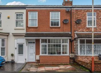 Thumbnail 3 bed terraced house for sale in Gordon Street, Southport, Lancashire, Uk