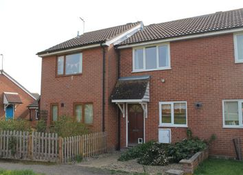 Thumbnail 2 bed terraced house to rent in Shreeves Road, Diss, Norfolk