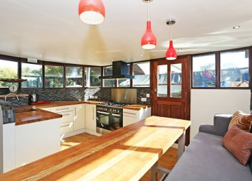 Thumbnail 2 bed houseboat for sale in Cookham, Maidenhead