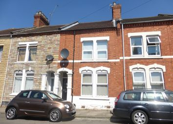 Thumbnail 4 bed terraced house for sale in Derby Road, Abington, Northampton