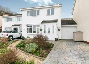 Thumbnail 3 bedroom link-detached house for sale in Craigside Drive, Llandudno, Conwy, North Wales