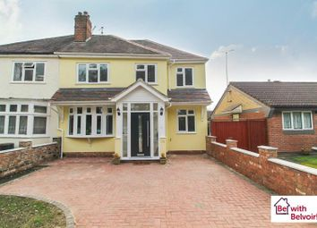Thumbnail 5 bed semi-detached house for sale in Henwood Road, Wolverhampton