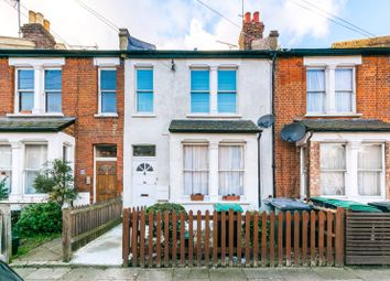 Thumbnail 3 bed flat for sale in Marlborough Road, Bounds Green