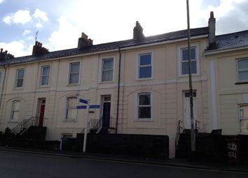 Thumbnail 3 bed town house to rent in North Road West, Near Babbage, Plymouth