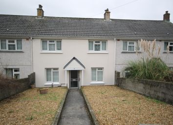 Thumbnail 3 bedroom terraced house to rent in Saracen Crescent, Penryn
